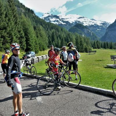 20170903 au 08 Séjour Dolomites