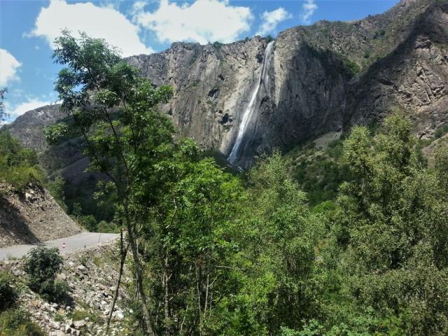 170723 20 sur la route de contournement du barrage du Chambon